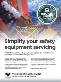 Offshore Engineer Magazine, page 3rd Cover,  Jul 2016