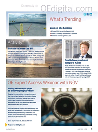 Offshore Engineer Magazine, page 5,  Jul 2016