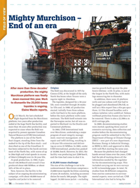 Offshore Engineer Magazine, page 12,  Dec 2016
