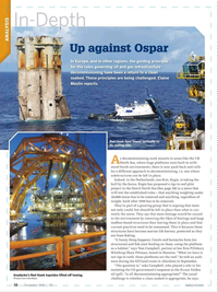 Offshore Engineer Magazine, page 14,  Dec 2016