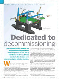 Offshore Engineer Magazine, page 20,  Dec 2016