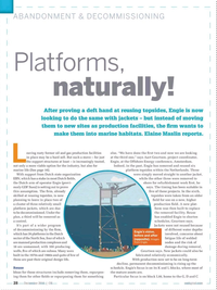 Offshore Engineer Magazine, page 26,  Dec 2016