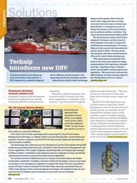 Offshore Engineer Magazine, page 58,  Dec 2016