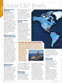 Offshore Engineer Magazine, page 8,  Feb 2017