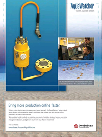 Offshore Engineer Magazine, page 2nd Cover,  Feb 2017