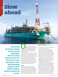 Offshore Engineer Magazine, page 22,  Feb 2017