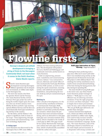 Offshore Engineer Magazine, page 26,  Feb 2017