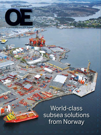 Offshore Engineer Magazine, page 33,  Feb 2017