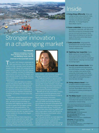 Offshore Engineer Magazine, page 35,  Feb 2017
