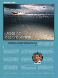 Offshore Engineer Magazine, page 42,  Feb 2017