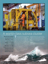 Offshore Engineer Magazine, page 44,  Feb 2017
