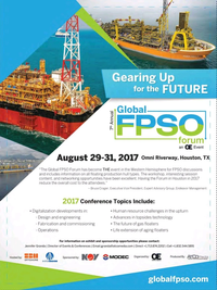 Offshore Engineer Magazine, page 4,  Feb 2017