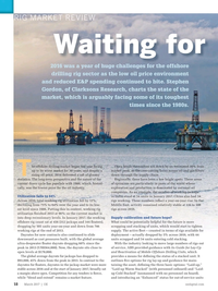 Offshore Engineer Magazine, page 16,  Mar 2017