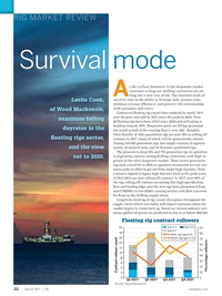 Offshore Engineer Magazine, page 20,  Mar 2017