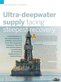 Offshore Engineer Magazine, page 22,  Mar 2017