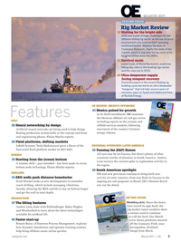 Offshore Engineer Magazine, page 1,  Mar 2017