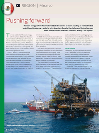 Offshore Engineer Magazine, page 42,  Mar 2017