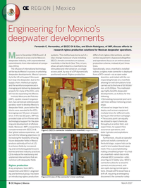 Offshore Engineer Magazine, page 46,  Mar 2017
