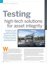 Offshore Engineer Magazine, page 18,  Apr 2017