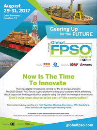 Offshore Engineer Magazine, page 55,  Apr 2017