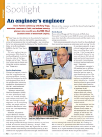 Offshore Engineer Magazine, page 60,  Apr 2017