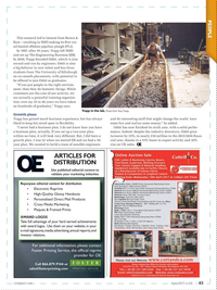 Offshore Engineer Magazine, page 61,  Apr 2017