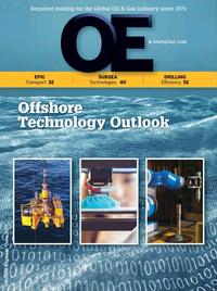 Offshore Engineer Magazine Cover Jun 2017 -