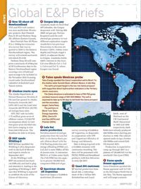 Offshore Engineer Magazine, page 8,  Jun 2017