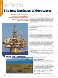 Offshore Engineer Magazine, page 14,  Jun 2017