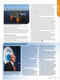 Offshore Engineer Magazine, page 17,  Jun 2017