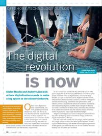 Offshore Engineer Magazine, page 18,  Jun 2017