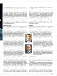 Offshore Engineer Magazine, page 19,  Jun 2017