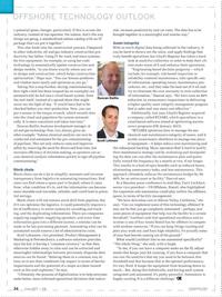 Offshore Engineer Magazine, page 22,  Jun 2017