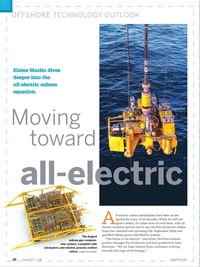 Offshore Engineer Magazine, page 24,  Jun 2017