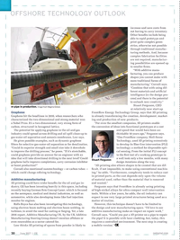 Offshore Engineer Magazine, page 28,  Jun 2017