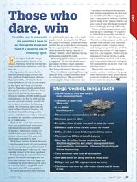 Offshore Engineer Magazine, page 33,  Jun 2017