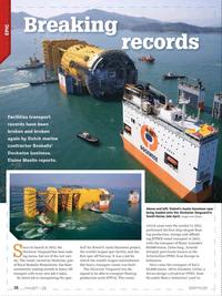 Offshore Engineer Magazine, page 36,  Jun 2017