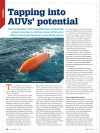 Offshore Engineer Magazine, page 42,  Jun 2017