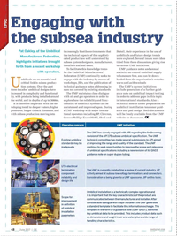 Offshore Engineer Magazine, page 46,  Jun 2017