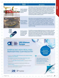 Offshore Engineer Magazine, page 47,  Jun 2017
