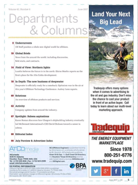 Offshore Engineer Magazine, page 3,  Jun 2017