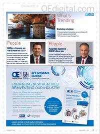 Offshore Engineer Magazine, page 5,  Jun 2017