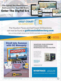 Offshore Engineer Magazine, page 81,  Jun 2017