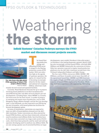 Offshore Engineer Magazine, page 22,  Aug 2017
