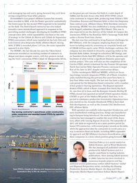 Offshore Engineer Magazine, page 23,  Aug 2017