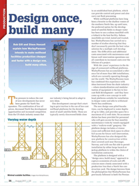 Offshore Engineer Magazine, page 34,  Aug 2017