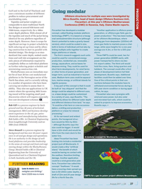 Offshore Engineer Magazine, page 35,  Aug 2017