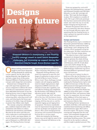 Offshore Engineer Magazine, page 42,  Aug 2017