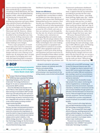 Offshore Engineer Magazine, page 44,  Aug 2017