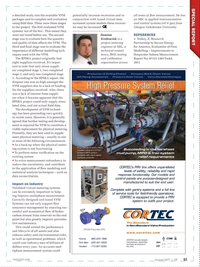 Offshore Engineer Magazine, page 49,  Aug 2017